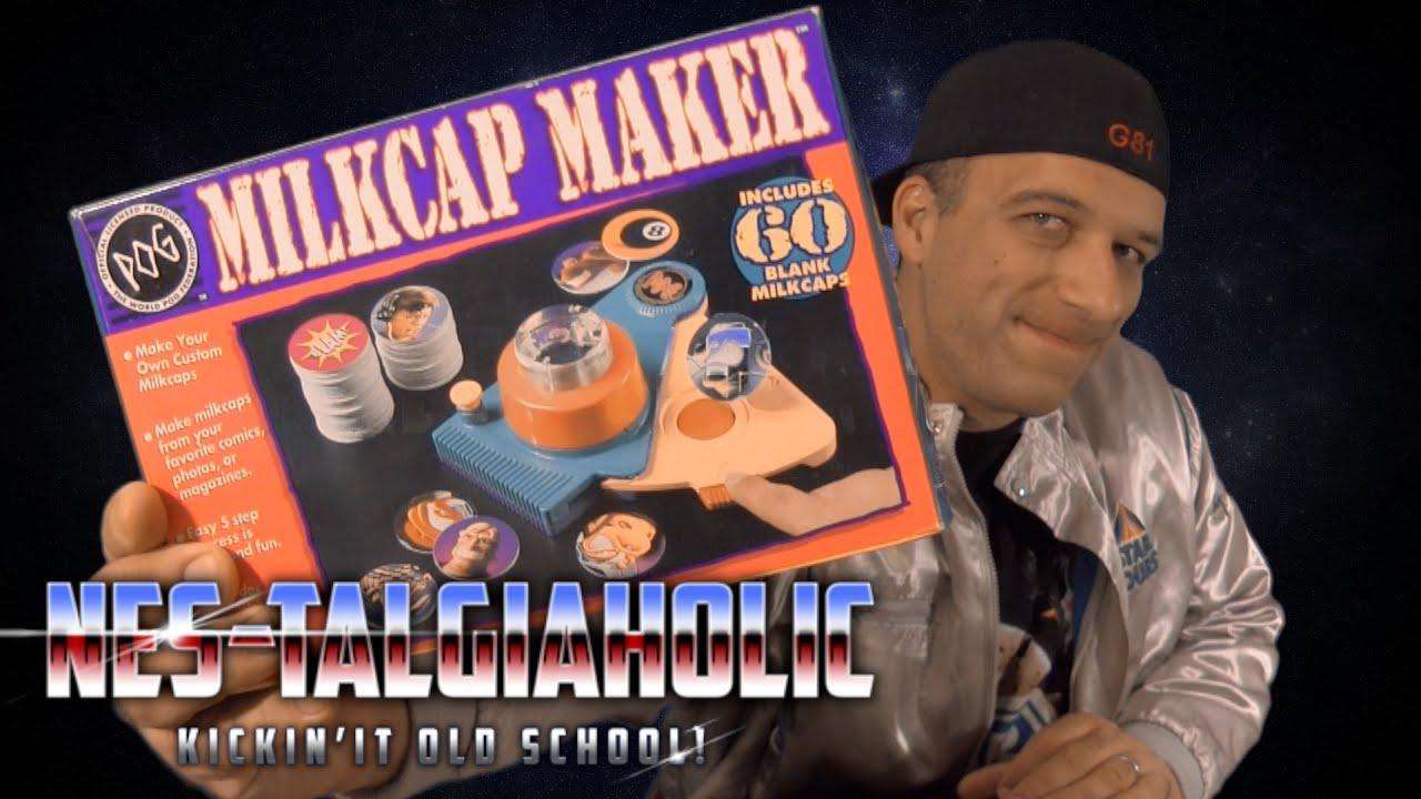 pog maker machine