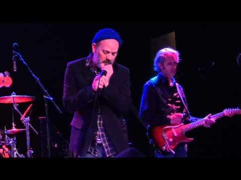 Michael Stipe and Patti Smith perform,
