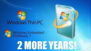 Windows 7 Can Get Almost 2 More Years of FREE Support...