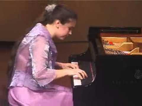 Brahms - Paganini Variations, Op. 35, Book I and II - Tatiana Kolesova
