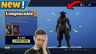 HOW TO THE NEW SKIN THE IMPLEERING ON FORTNITE