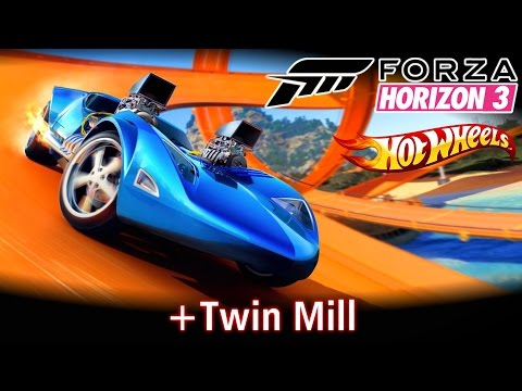 +Twin Mill e Forzavista! - Expansão Hot Wheels | Forza Horizon 3