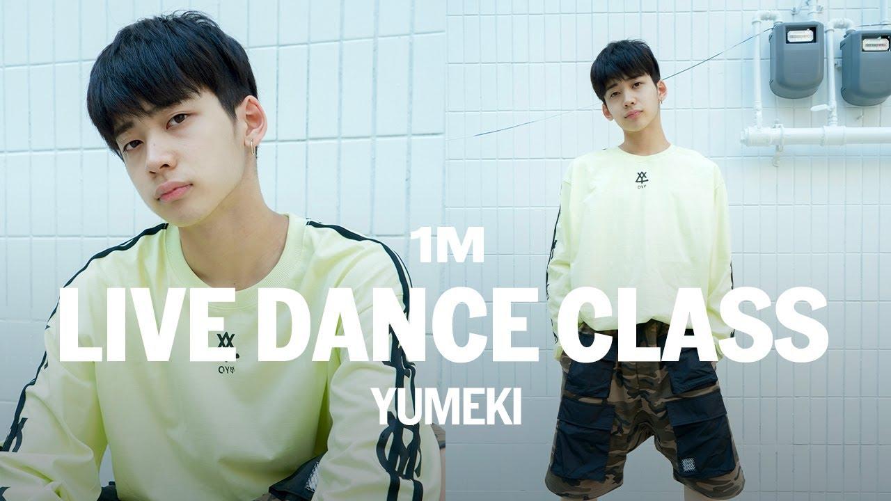 LIVE DANCE CLASS / Yumeki Choreography