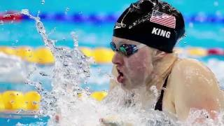 How Much Faster are Olympic Swimmers Than Normal People?