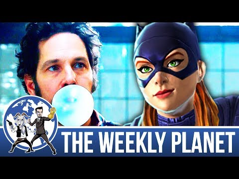 Joss Whedon Leaves Batgirl & Mute - The Weekly Planet Podcast