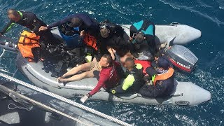 Death toll from Thai tourist boat sinking climbs to 41