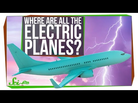 Where Are All the Electric Airplanes?