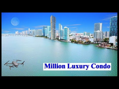The Future of NE Miami. Million $ Condo by Drone from YouTube · Duration:  4 minutes 34 seconds