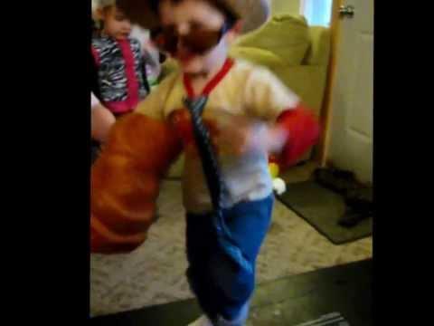 MegaBloks House Party - Billy Beats Dance Off