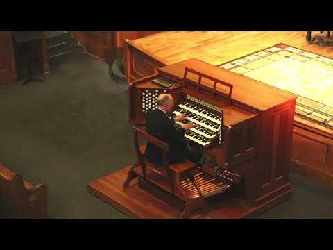 Skinner Organ Concert at Lake Erie College
