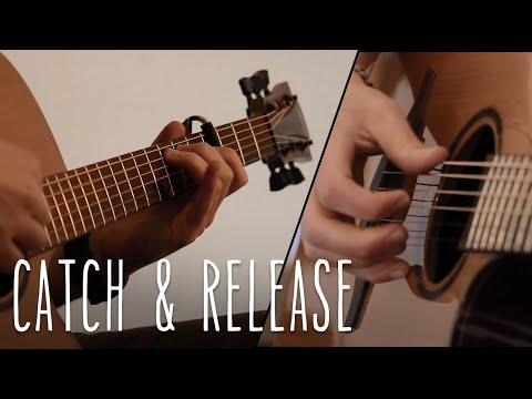 Matt Simons - Catch & Release (Deepend Remix) // Fingerstyle Guitar Cover (FREE TAB)