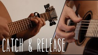 Matt Simons - Catch & Release (Deepend Remix) // Fingerstyle Guitar Cover (FREE TAB)