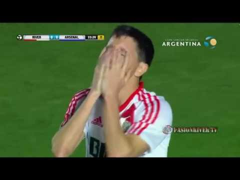 River Plate vs Arsenal (1-0) Copa Argentina 2016 - Resumen FULL HD