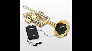 Yamaha Silent Brass Trumpet Mute review by Kurt Thompson