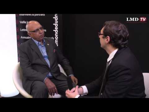 Ashok Sharma, President, Indian Corporate Counsel Association (Le Monde du Droit - 2016)