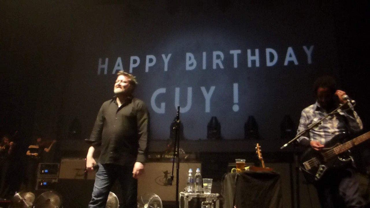 Happy Birthday Guy Images ~ Happy birthday guy garvey youtube