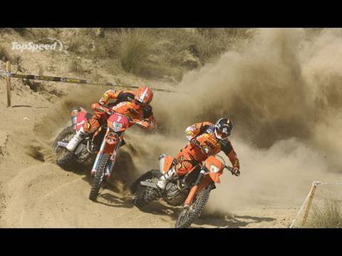 Motorcycle 253 Miles Offroad Race Preview Youtube