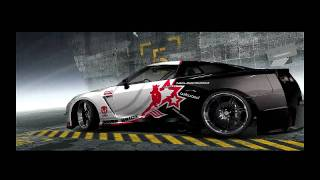 Need For Speed ProStreet customized cars: Nissan GT-R [R-35]