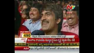 Puri Funny Conversation With Ali In DCM Audio Launch