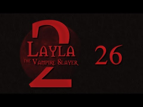 Layla the Vampire Slayer Roll4It S2 #26 - CENTRE OF THE SPIRAL - Buffy TTRPG