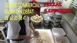 Pizzeria Le Florima à Barbazan-Debat