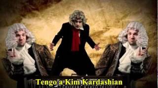 Justin Bieber vs Beethoven  Epic Rap Battles of History 6 Subtitulos en Español