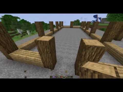 Разработка сервера Minecraft (Загон для овец) - часть 3