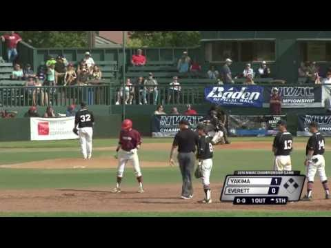 NWAC Baseball Championships - Game 15 - Yakima Valley vs. Everett