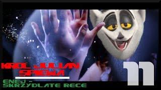 Król Julian śpiewa [#11] ft. Enej - Skrzydlate ręce - HD
