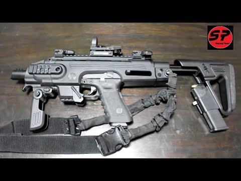 Kit RONI pistola GLOCK en Español