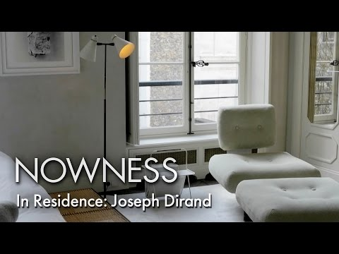 In Residence: Joseph Dirand - inside the architects Parisian apartment
