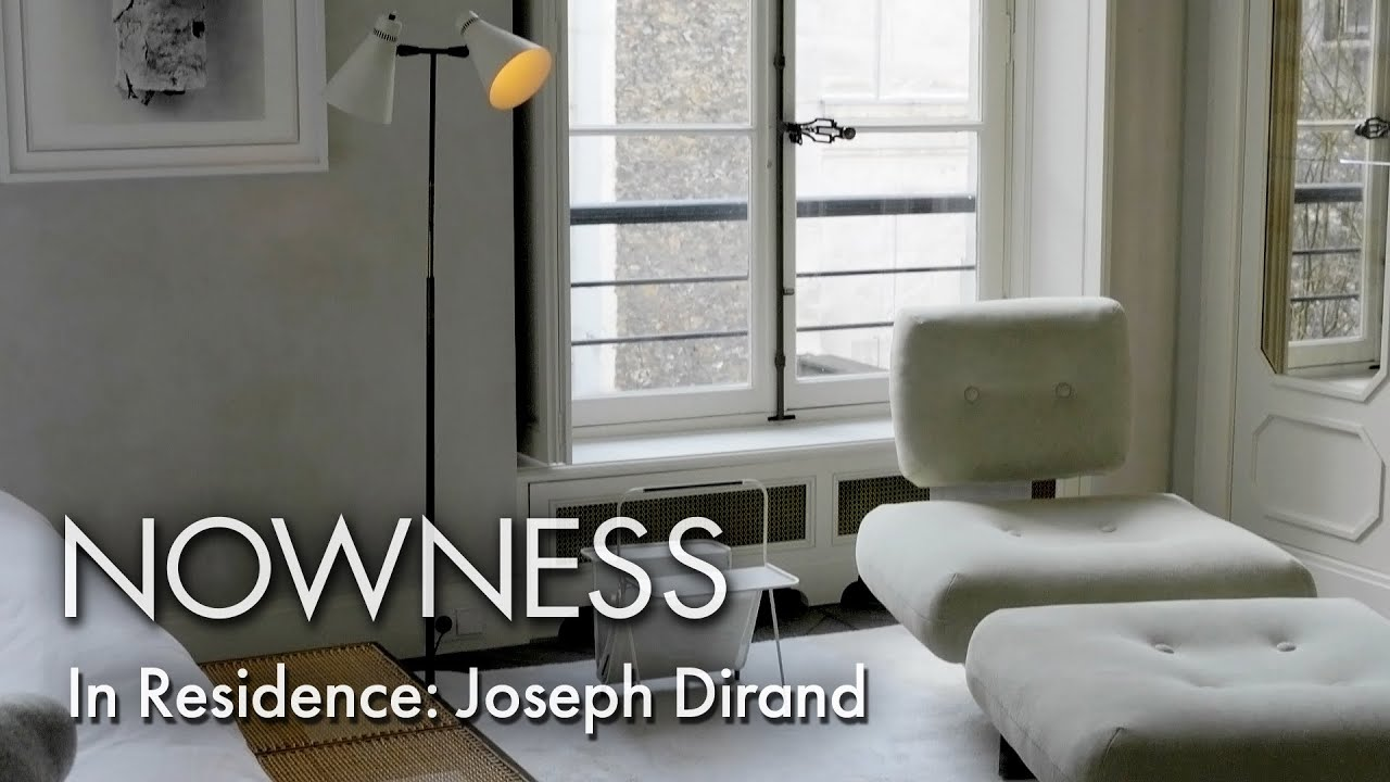In Residence Joseph Dirand Inside The Architects Interiors Inside Ideas Interiors design about Everything [magnanprojects.com]