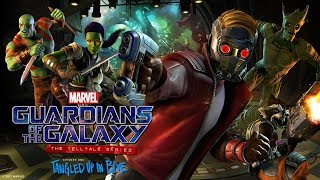 Marvel's Guardians of the Galaxy: The Telltale Series Эпизод 3 Стражи Галактики от ТелТелиа! №2