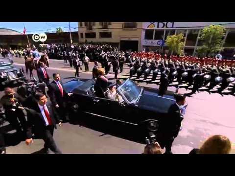 Bachelet asume el gobierno de Chile | Journal
