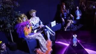 Aja, Milk & Trannika Rex react to RPDR Season 10 - Queen RuVeal