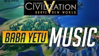 Civilization 4  Game Theme Music | Baba Yetu Choir Sheet Music