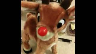 Rudolph posessed!
