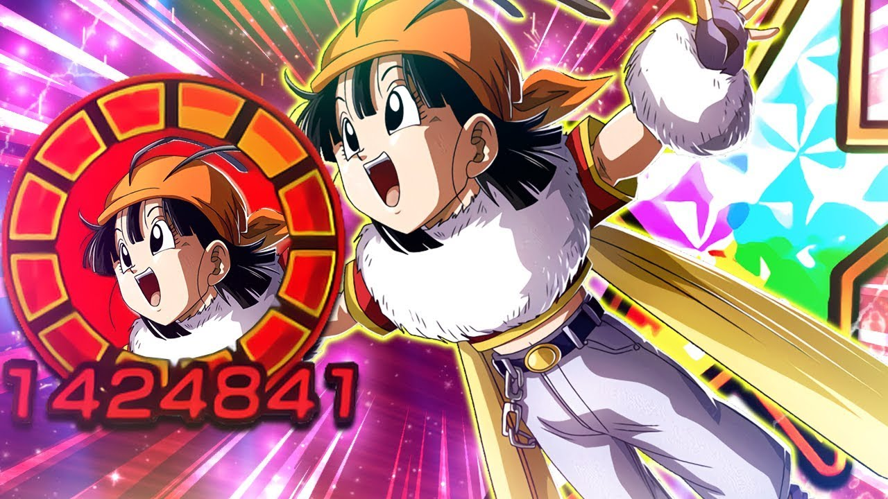 Dokkan Battle Best Cards 2020 JUST RELEASED ON GLOBAL! 100% LR BEE PAN SHOWCASE! One of the BEST