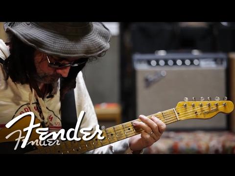 Mike Campbell Showcases his Fender Custom Shop Heartbreaker | Fender