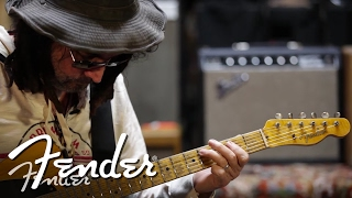 Mike Campbell Showcases his Fender Custom Shop Heartbreaker