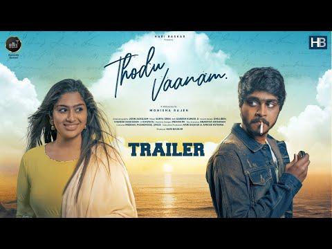 Hari Baskar | Download Thodu Vaanam | Webseries | Official Trailer 4K #ThoduVaanam