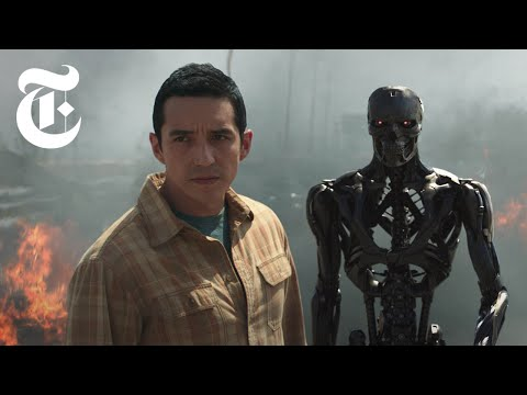 Watch a Metal-Crushing Action Scene From 'Terminator: Dark Fate' | Anatomy of a Scene