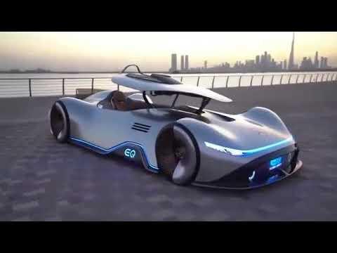 Super Cars | Benz EQ | 2020 | Dubai | United Arab Emirates