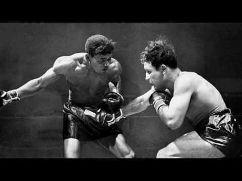 Legendary Rivals - Sugar Ray Robinson & Jake Lamotta Saint Valentine