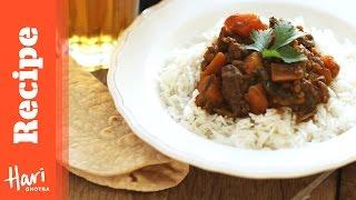 Lamb Dhansak  - Cook With Hari | Hari Ghotra
