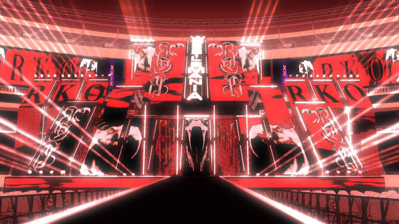 WWE Randy Orton CUSTOM Wrestlemania 29 Stage - YouTube Wrestlemania 29 Stage