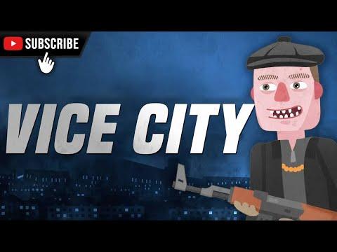 DJ Blyatman & Hard Bass School - Vice City (Official Video Clip)