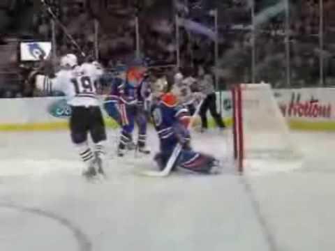 Chicago Blackhawks Highlight Video 2009