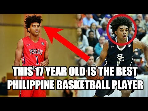This 17 Year Old is the Best Philippine Basketball Player in America