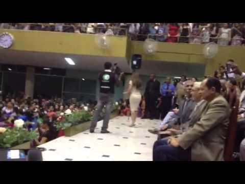 Lauriete na Assembléia de Deus - Imperatriz MA